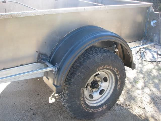 Light Truck Mudguard Plastic Hino 16 Inchtilt Tray Slide Tray