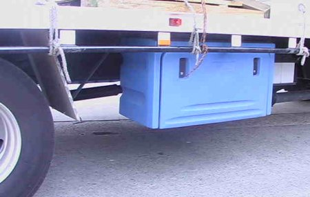tool box fits Semitrailers and Prime Movers