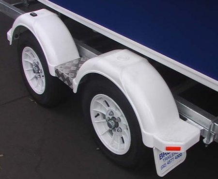Boat Trailer Mudguards Fenders Plastic Mudguards And Mud Flaps