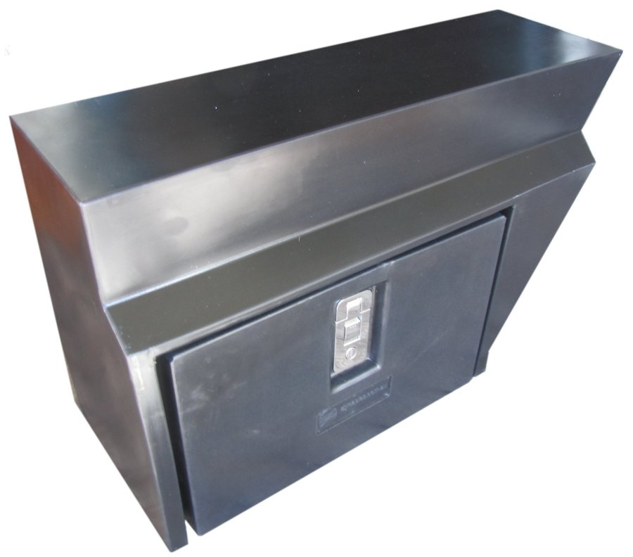 underbody tool box mounting instructions