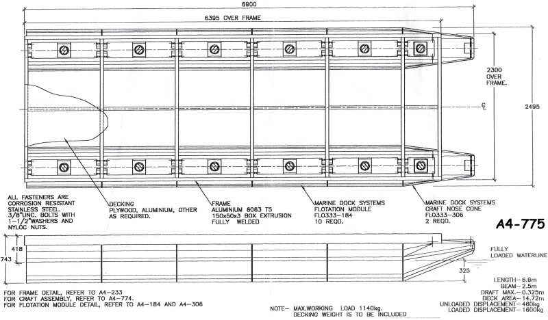 Bbq Boat Floats Small House Boats Pontoons Drawings And Kits