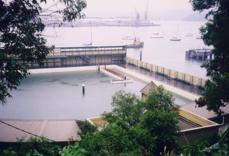 Dawn Fraser Swimming Pool  Marine Dock Systems, MDS