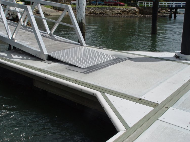 Commercial Concrete Pontoons And Installations Marine