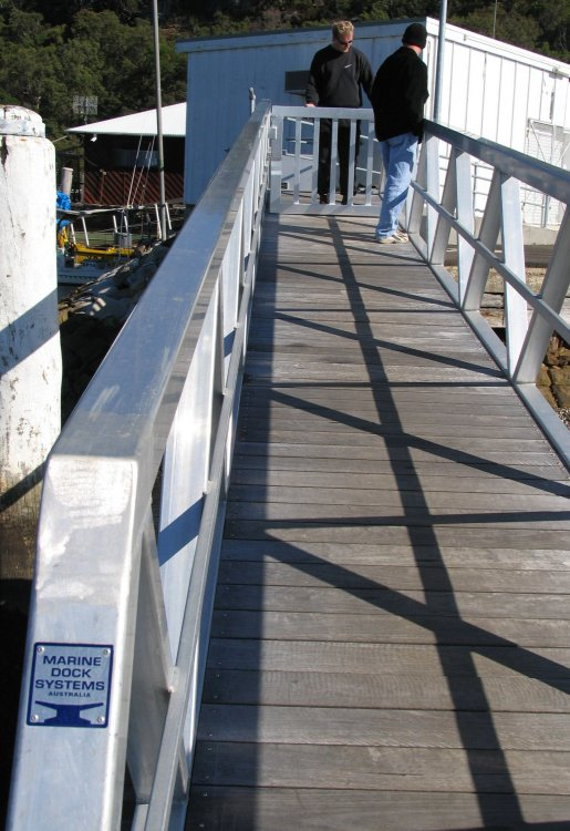 Mds Marine Dock Systems Gates Ramps Gangways And