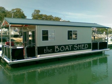 Floating Cabin House Marine Dock Systems Mds Marinas