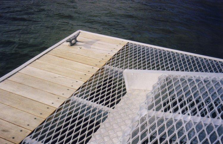 Sea Grass Pontoon Marine Dock Systems Mds Marinas